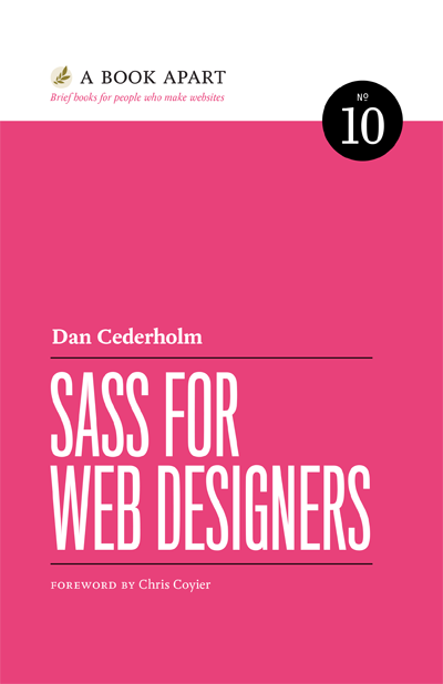 Preview for Sass for Web Designers